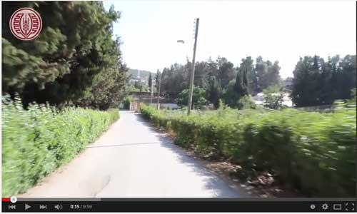 فيلم وثائقي جديد: المحميات الفلسطينية...لوحات طبيعية ساحرة وتخريب إسرائيلي منظم