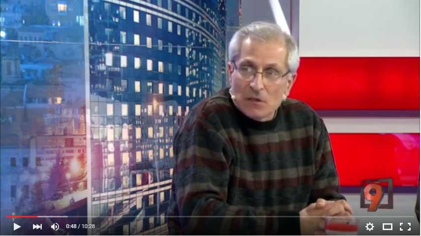 مقابلة متلفزة : جورج كرزم: